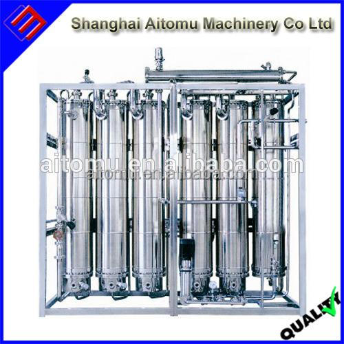 Hot Sale distilled water machine / plant / supplier with high quality