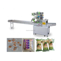 Flow wrap automatic horizontal pillow packing machine