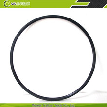 light weight only 350g 700c road bicycle carbon rim 20mm clincher fixie bike rims