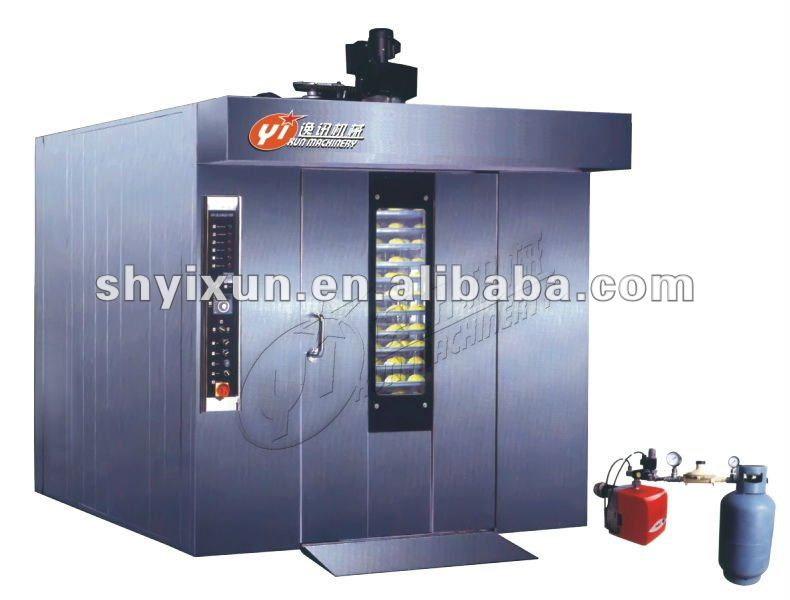 YX32trays hot air rotary oven, baking machines for bread making machine