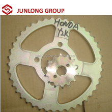 Honda Y2K motorcycle sprocket for honda wave 125
