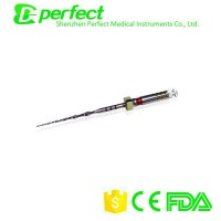 2015 New Product Dental Perfect NiTi Multi Taper File Dental equipment engine file with Trade Assurance CE ISO FDA
