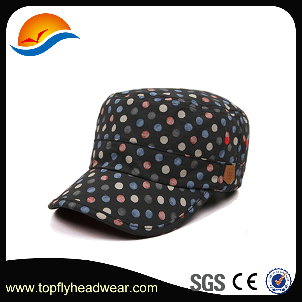 Women Fashion Summer Military Caps / Hats