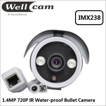 wellcam B2.920WF-C-POE, CMOS IP Camera, water proof outdoor box camera with IR