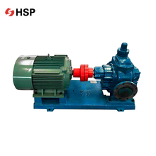 chinese supplier stainless steel waste oil transfer gear pump