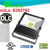 Top quality IP65 UL cUL (UL NO.E352762) DLC outdoor waterproof 30w LED Floodlight