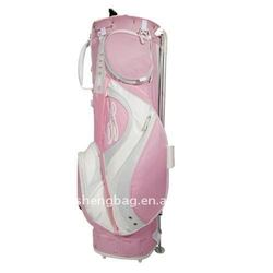 pink golf stand bag for ladies
