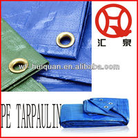 Hot selling great PE Fire Resistant Tarpaulin , Heavy Duty Tarpaulin