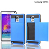 Newest Design Card Holder Mobile phone case For Samsung Galaxy NOTE4