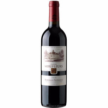 Chateau Mirefleaurs Grand Vin De Bordeaux Red Wine