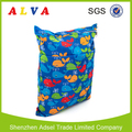 Alvababy Fish Pattern Waterproof Wet Bag Wholesale Baby Cloth Diaper Bag