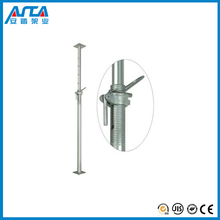 best selling scaffolding steel shoring props for xcmg spare parts