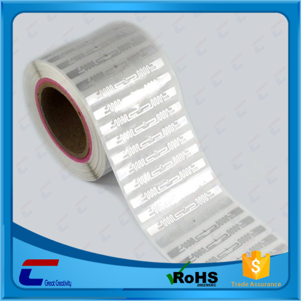 ISO18000-6C EPC G2 Long Reading Distance RFID UHF tag for Logistic Management