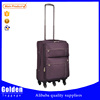 China Luggage and Bags Manufacturer nylon waterproof luggage - 4 wheels comfortable handle luggage travel bags on discount