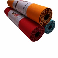 Anti-Slip Size 183*61cm*3mm-20mm kohls yoga mat with factory price