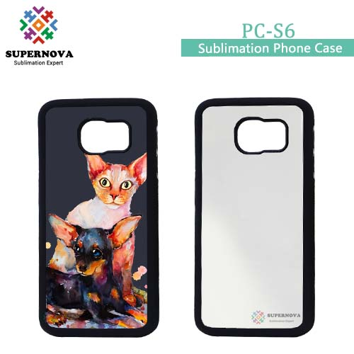 Blank Mobile Phone Case Cover, 2D Sublimation Cell Phone Cover for Samsung Galaxy S7