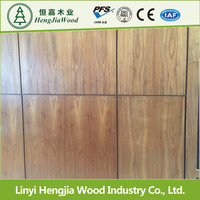 3.2MMX1220X2440 natural teak fancy plywood for sale