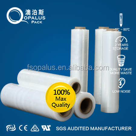 Industrial High Elongation Plastic sheet PE Protective Film
