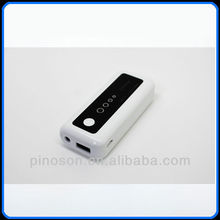 4400Mah power bank, small size portable power bank