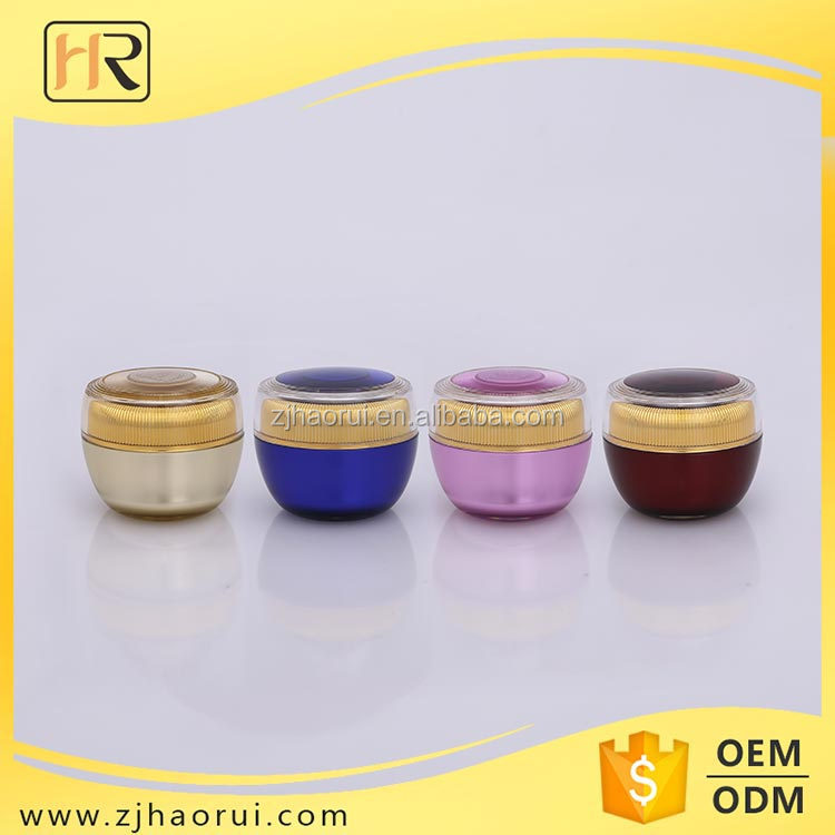 China Cosmetic Packaging Wholesale 50G Fashion Containers For Cosmetics