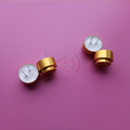 58khz golden waterproof piezo ultrasonic transducer