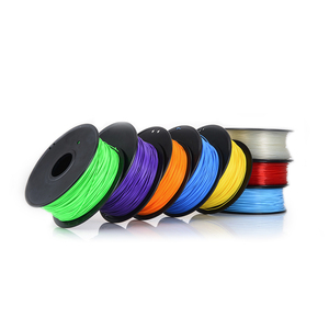 Anet 1.75mm 1kg rohs certificated abs/pla/wood plastic filament for 3d printer