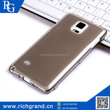 Made in China new design ultra thin tpu flip phone case for Samsung galaxy Note 4
