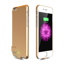 Hot selling Ultra Slim Extended Battery Charging Case for iPhone 7/6/6s Plus with 2000mah Real Capacity