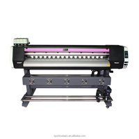 Quality guaranteed factory price direct dye sublimation digital textile printer
