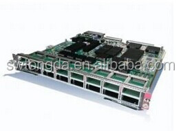 Cat6500 48-port 10/100/1000 GE Mod: fabric enabled, RJ-45 WS-X6748-GE-TX=