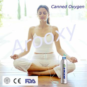 AR-004A High Altitude Tourism Oxygen Cylinder with Nasal Tube