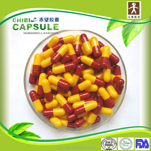 empty capsule for health care containers