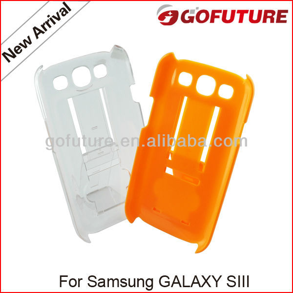 Factory supply, custom hard case for glaxy S3,cell phone cover for samsung galaxy s3