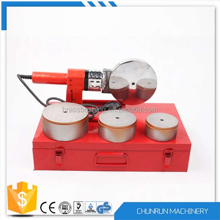 ppr fitting low price plastic spin welding machine tools welding of plastic pipes