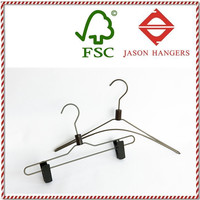 MF019 Classic Metal Wire Clothes Hangers For Sale