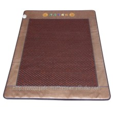 Ceragem similar High quality deep therapy heat thermal jade stone massage mattress