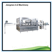 small bottle fruit juice filling machine/fruit juice making machine/small juice production machine from A-Z machinery