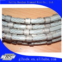 High quality Diamond Wire Saw for granite profiling