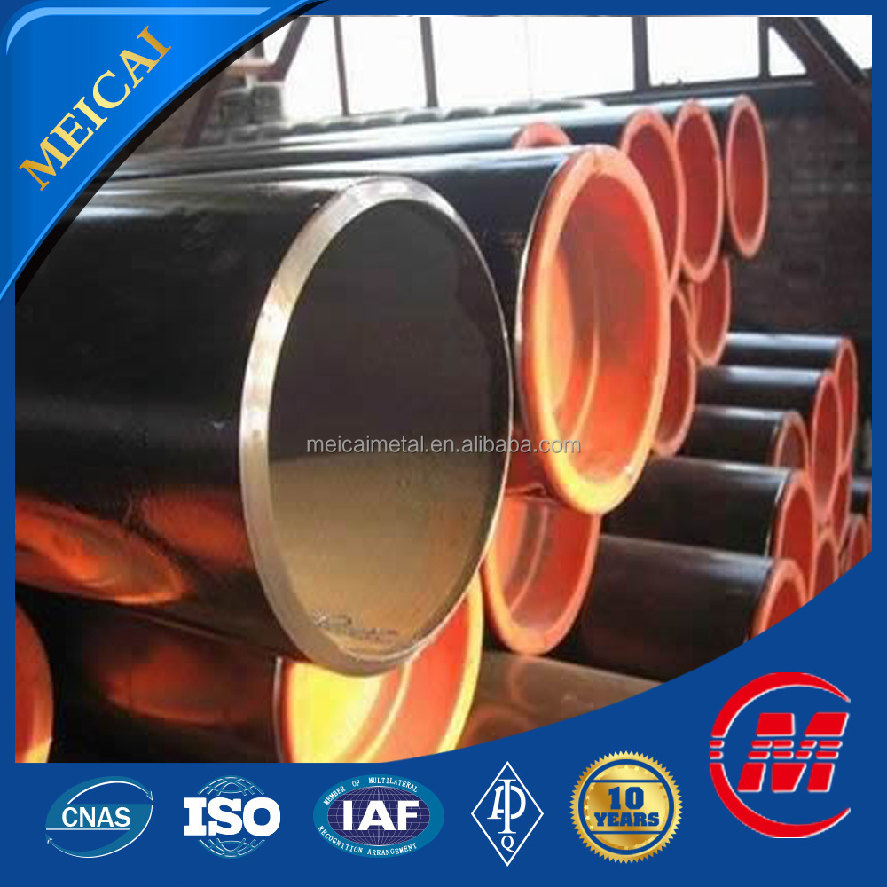 brand new trade assurance manufacturer seamless steel pipe with high quality