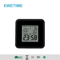 YD8099T CE Weather Station with Alarm Clock
