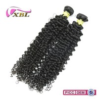 XBL one donor hair factory wholesale virgin Mongolian kinky curly hair