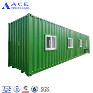 Free Design Luxury Prefab 40 feet Shipping Container Home for Sale