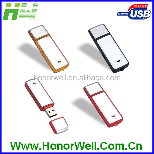 Thumb drive 16GB wholesale customized logo for gift or use