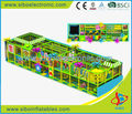 2016 high quality used indoor playground equipment sale