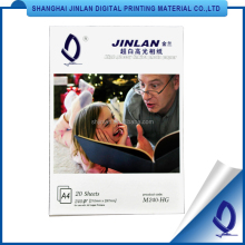 Favorable Price high glossy photo paper a7
