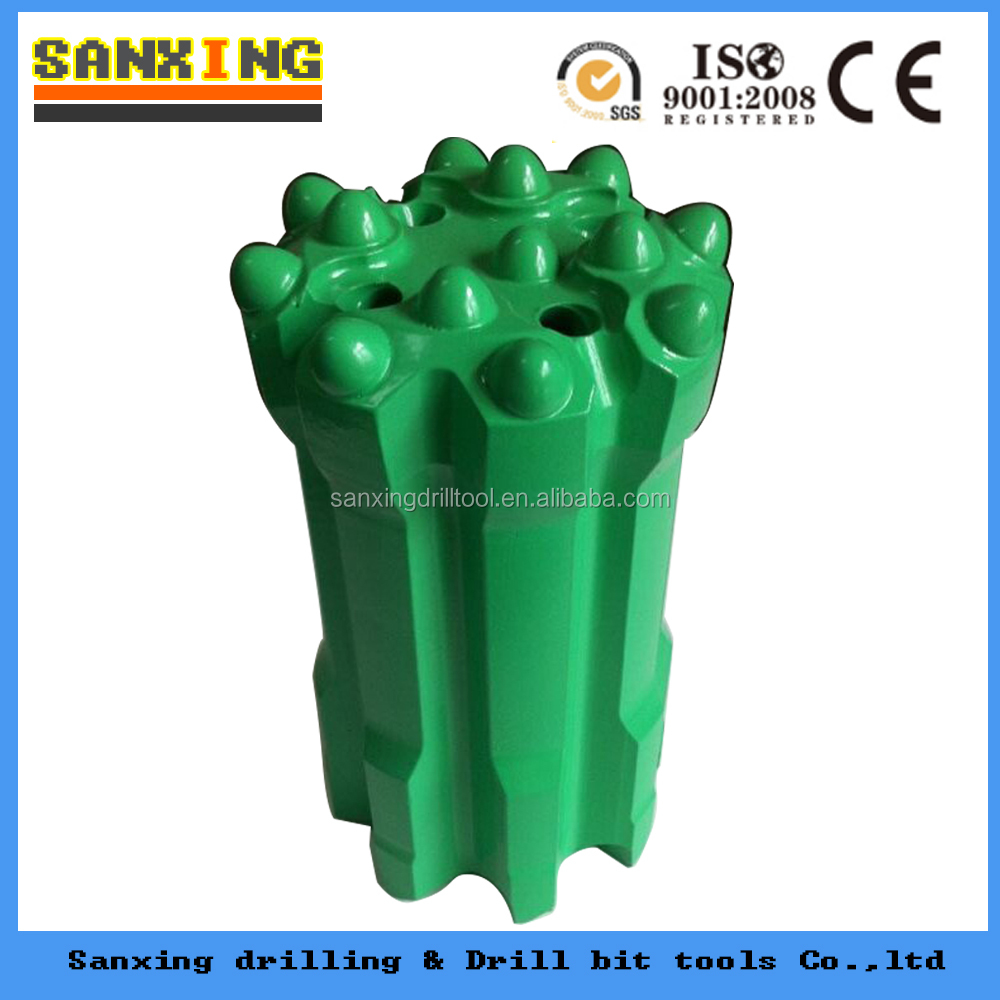 quick drilling T38 T45 T51 R32 R38 Standard and Retrac Thread Button drill Bit for wholesales