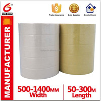 high quality Anti chemical agent and high viscosity masking paper