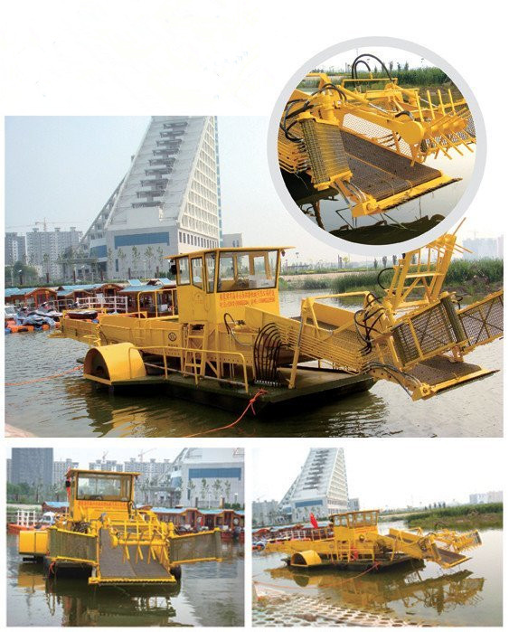 Water Weed Harvester Made in Weifang China