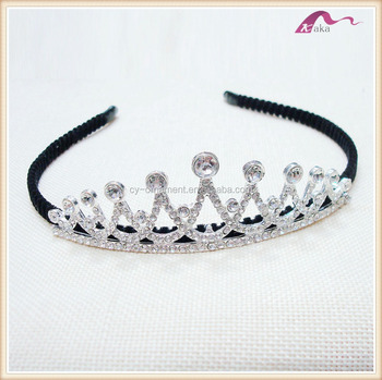 New Fashion Bling Crown Wedding Headband Wholesale Headband