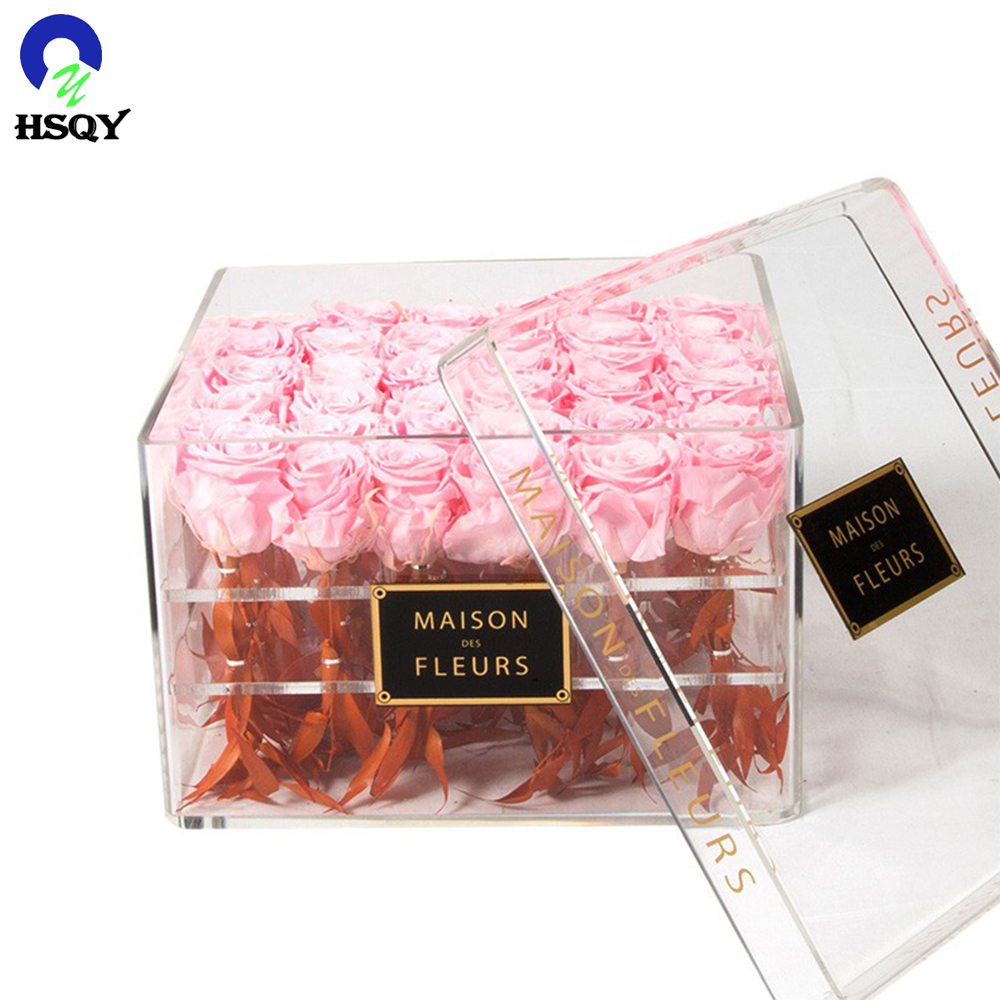 Hot Sale & High Quality Wall Mount Acrylic Boxes of China National Standard